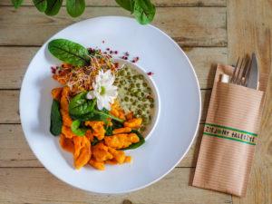danie z restauracji Zielony Talerzyk